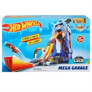 Hot Wheels Ultimate Mega Garaj Kule Yarışı FTB68