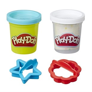 Play Doh Cookie Canister Play Food With 2 Colours