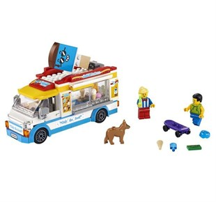 Lego City Dondurma Arabası 60253