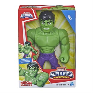 Mega Mighties Hulk E4132-E4149