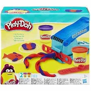 Play-Doh Mini Eğlence Fabrikası Has-B5554